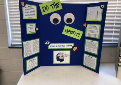 Middle School Science Fair 2020