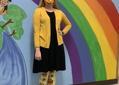 Best dressed teacher-Winnie the Pooh