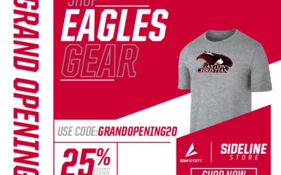 Eagles Sideline Store Grand Opening