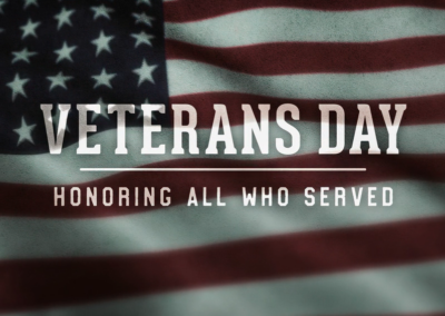 Observing Veterans Day