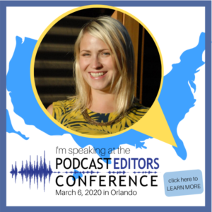 Podcast Editors Conference