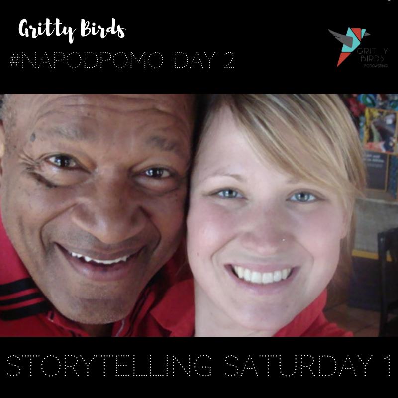 Storytelling Saturday 1