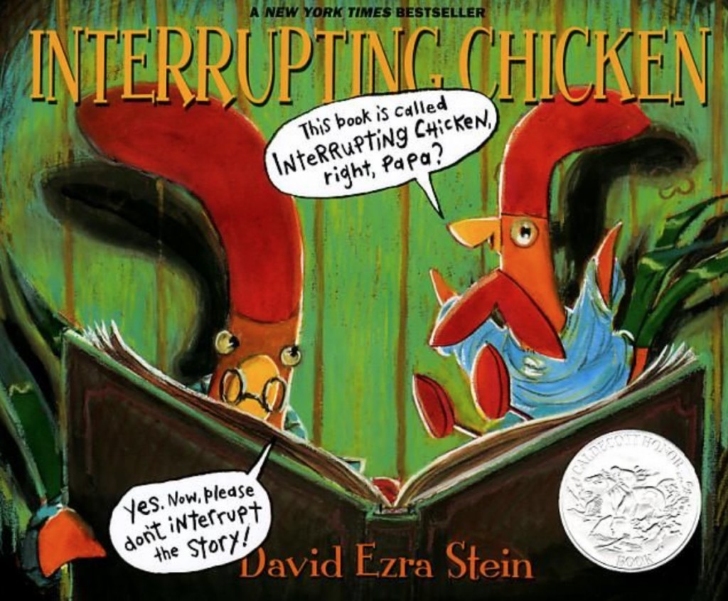 Business Lessons from Interrupting Chicken