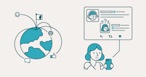social media will be where more customers expect service