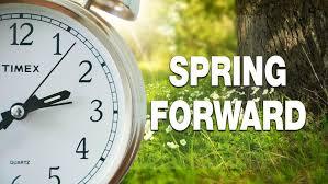 Image result for spring forward