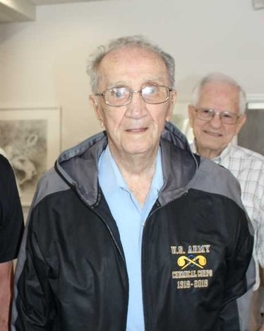 Command Sergeant Major George L. Murray, U.S. Army Retired