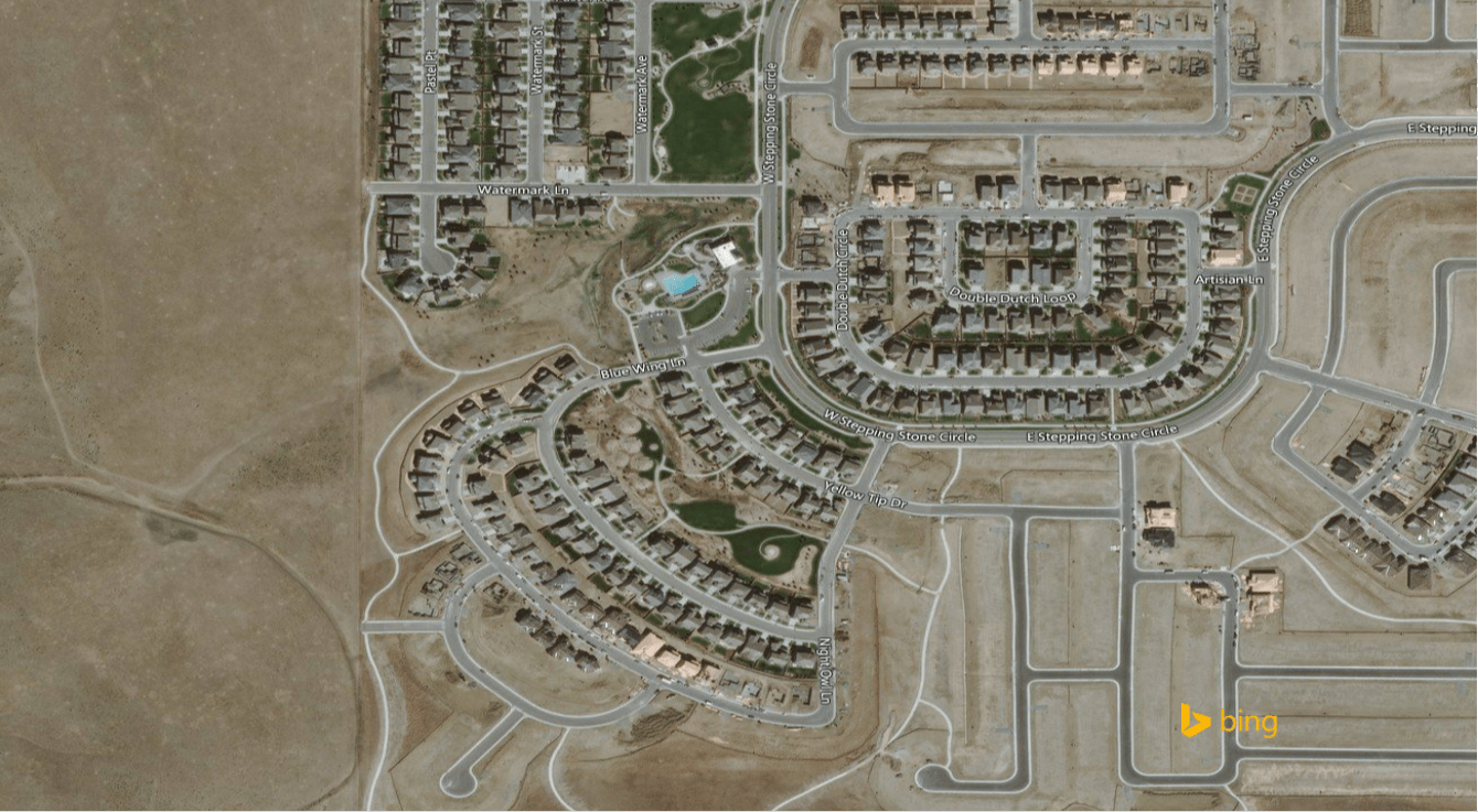 Development Project Community Engagement Process | MapSavvy.com Aerial Imagery Service