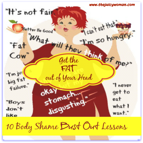"""Free Gift: """"Get the Fat Out of Your Head"""" eCourse"""