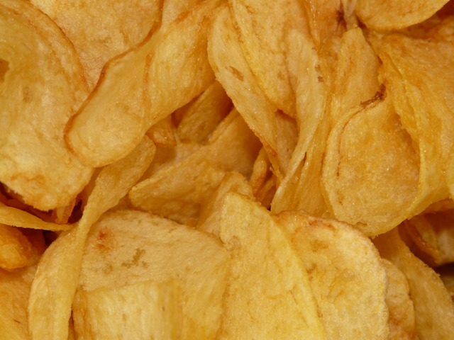 Nine Bags of Chips: My Cry for Independence