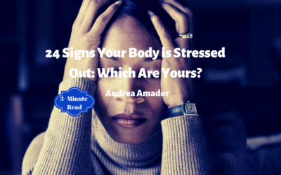 24 Signs Your Body Is Stressed-Out: Which Are Yours?