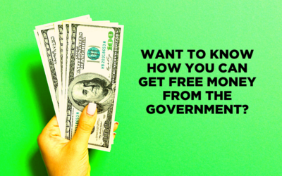 How I Got Free Money and Rent Assistance From the Government and You Can Too!