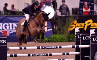 Important information for FEI Competitors attending Las Vegas National CSI3*-W