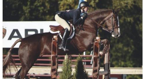 Attention Junior Equitation Riders! Don't miss your chance to win the 2019 Shelby Drazan Memorial Award – enter in August!