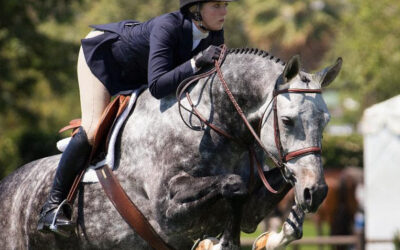 USHJA World Championship Hunter Rider West Coast Hunter Spectacular Returns to Blenheim EquiSports in June – Entries Close May 13
