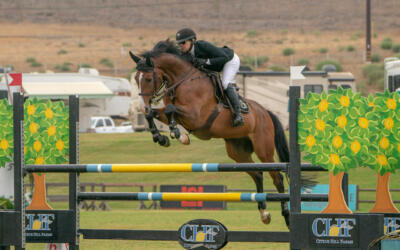 YOUNG JUMPER PROFILE: CCF CORAL SEA