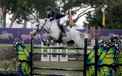 Savannah Jenkins, Jose Maria Quintana, Vanessa Hood, and Karl Cook Top the Field in FEI Competition at Del Mar Horse Park