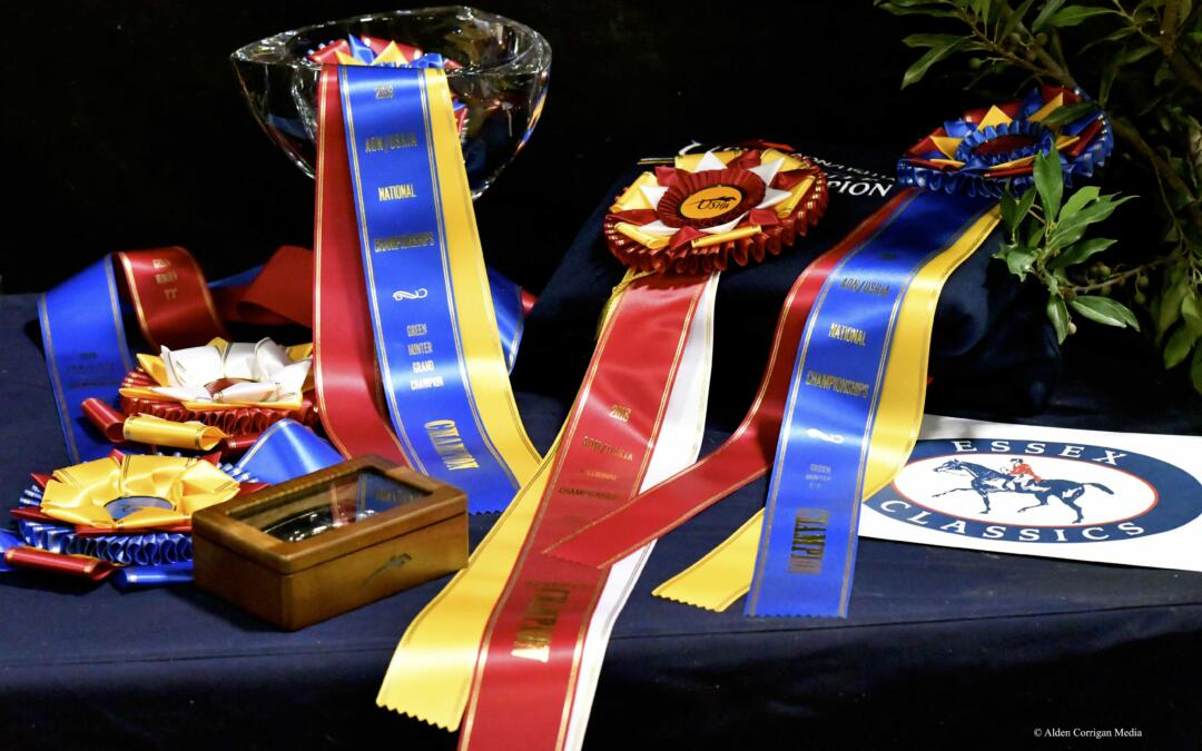 Updated Schedule – Las Vegas National Horse Show