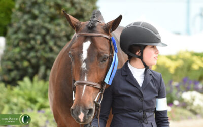One To Watch: Juliette Joseph Carries Perspective To USEF Medal Finals