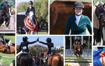 #BES2020 Spring: Hunters & Equitation