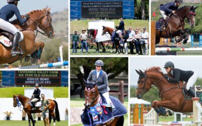 Blenheim EquiSports West Coast Young Jumper Series returns in 2020 with more money and more opportunities to compete for FREE!