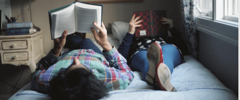 alguien que ame leer