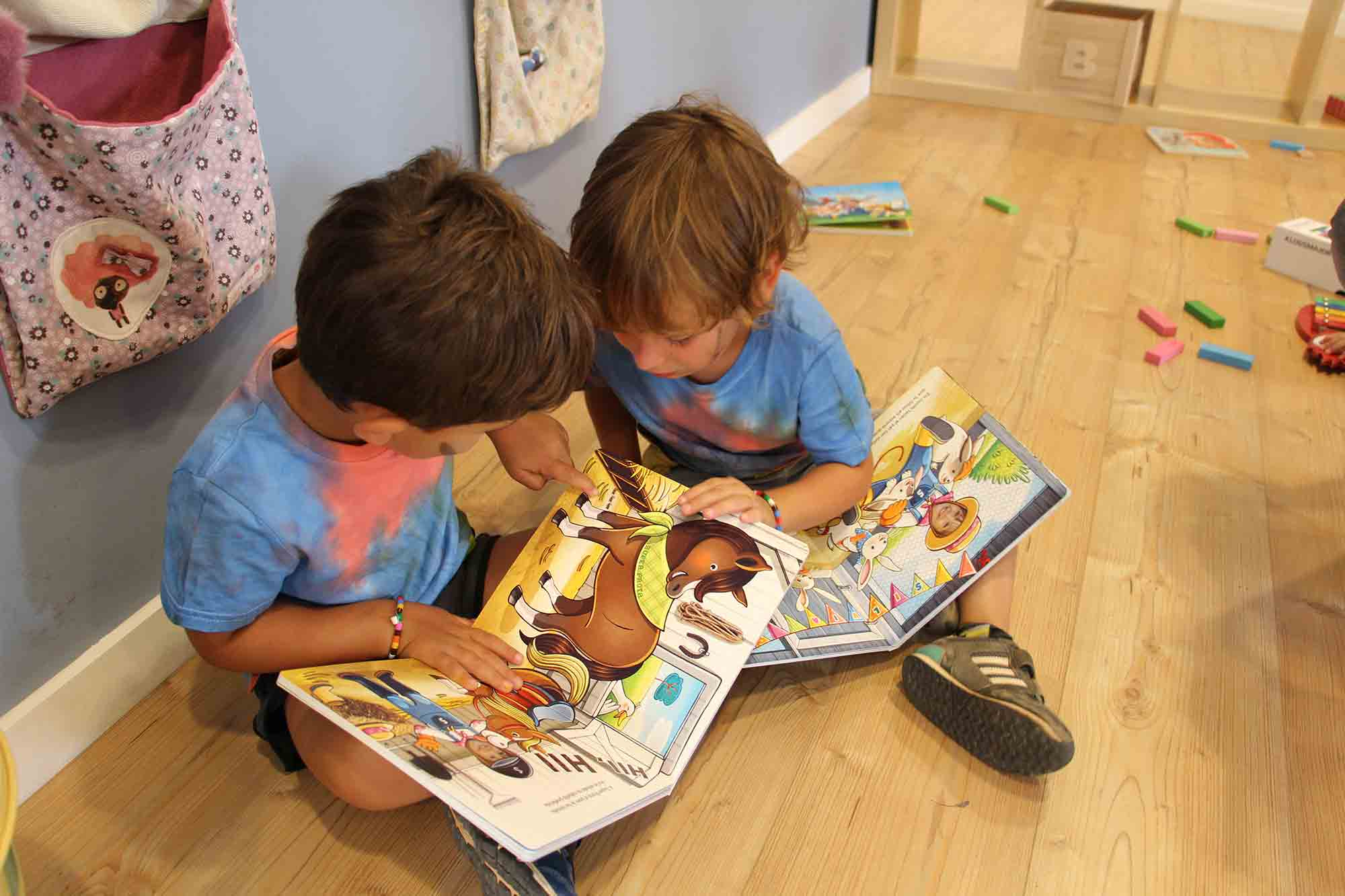 Lectura. Niños