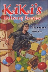 Kiki de Eiko Kadono.