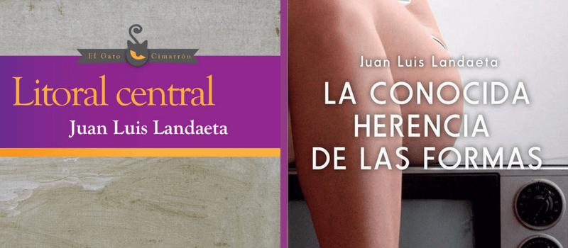 Libros de Juan Luis Landaeta