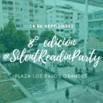 #SilentReadingParty al aire