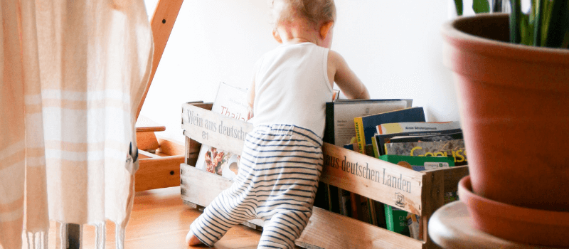Edad para empezar a leerles a los niños