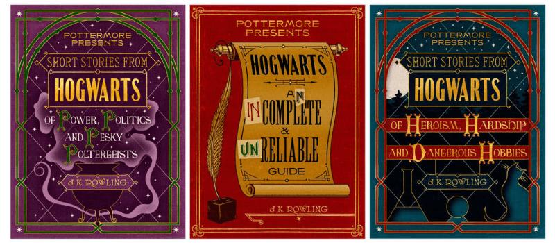Harry Potter en octubre
