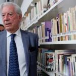 Mario Vargas Llosa. Hay Festival Arequipa 2018.