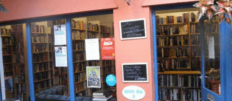sorteo de una librería