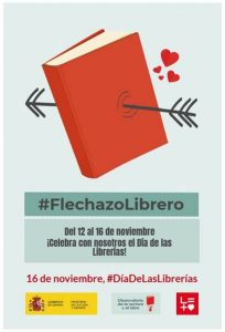 Día de las librerías en España