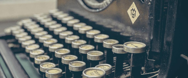 scribe como los grandes escritores