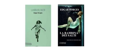 La niña del salto de Edgar Borges