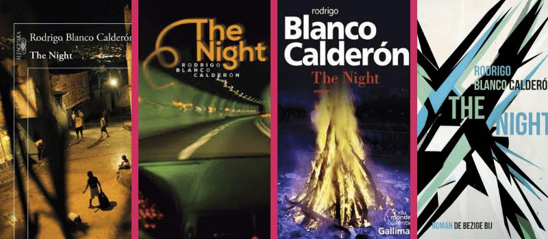 Rodrigo Blanco Calderón. Premio de la Crítica en la mención novela