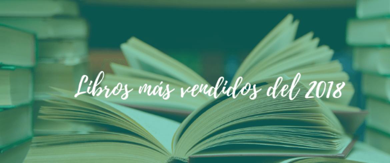 Libros más vendidos del 2018