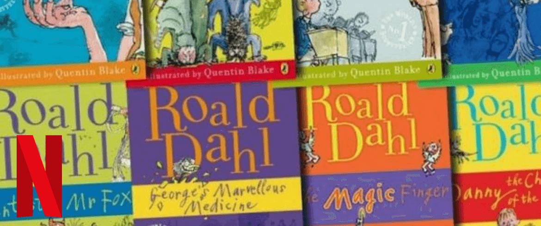 La imaginación de Roald Dahl en Netflix