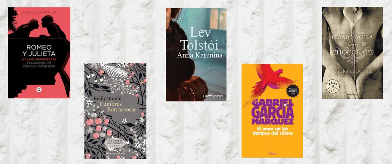 La 5 historias de amor más leídas