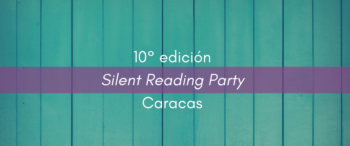 Primer #SilentReadingParty del 2019