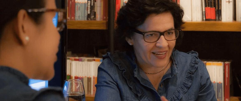Adriana Vieira- Lara fundadora Proyectos B612