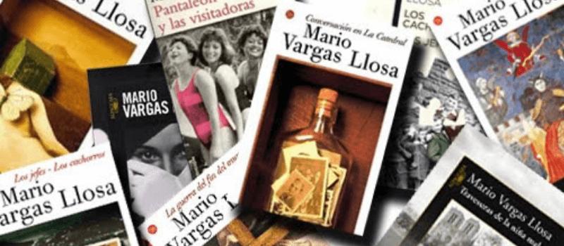 Libros Mario Vargas Llosa