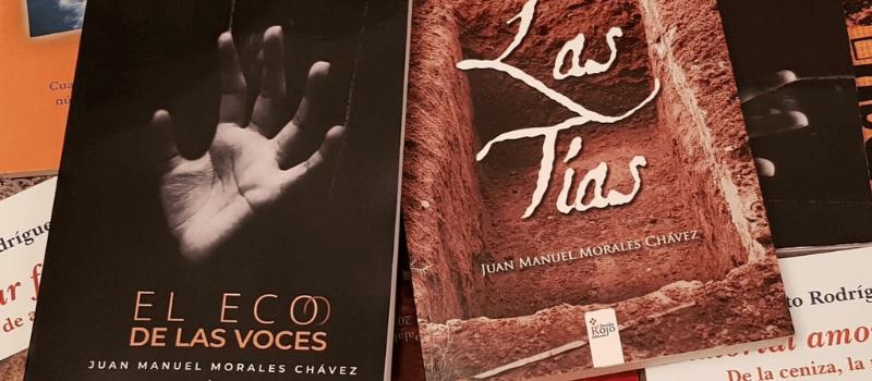 Juan Manuel Morales Chávez. Libros