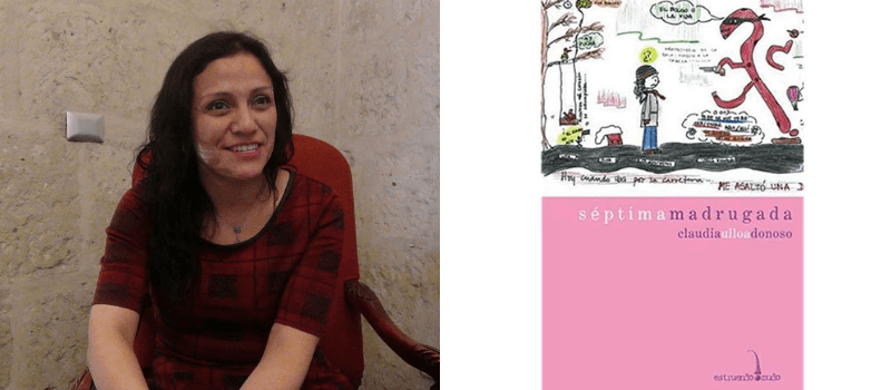 Claudia Ulloa - Leamos Escritores Peruanos