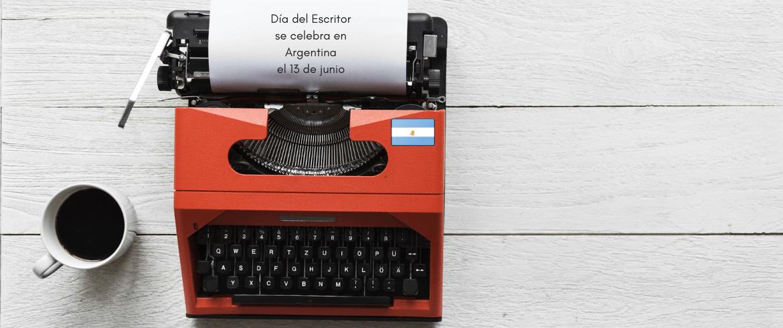 Escritores argentinos celebran su día