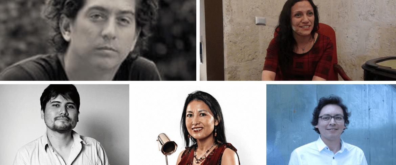 Leamos Escritores Peruanos