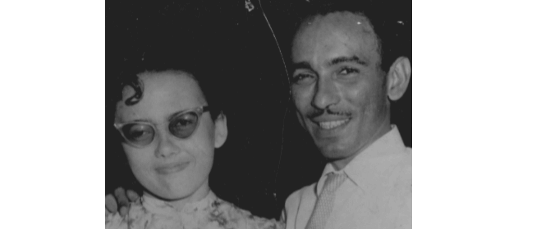 Hesnor Rivera y Miyó Vestrini
