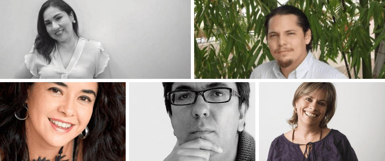 Leamos Escritores Ecuatorianos