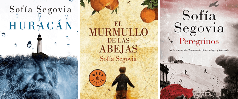 Libros de Sofia Segovia